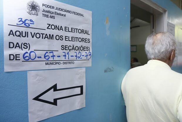 Para evitar superlotação, Justiça Eleitoral muda locais de votação em Campo Grande