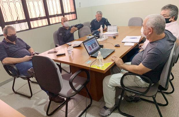 PM vai receber imagens do videomonitoramento dos ônibus em Campo Grande
