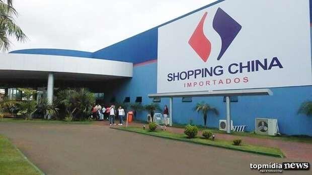 Shopping China anuncia data de retorno; fronteira segue fechada