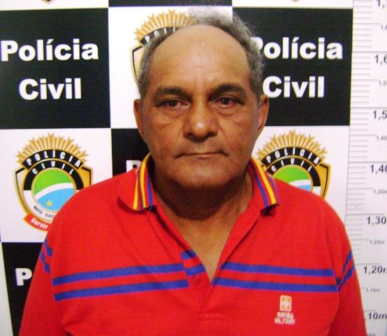 Homem acusado de abusar da sobrinha de 10 anos é preso em Maracaju
