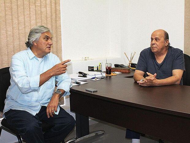 'Vamos falar sobre 2014 porque ninguém é de ferro', afimou Delcídio em reunião com PSD