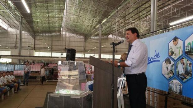 Presidente da Fiems destaca valorização do trabalhador qualificado