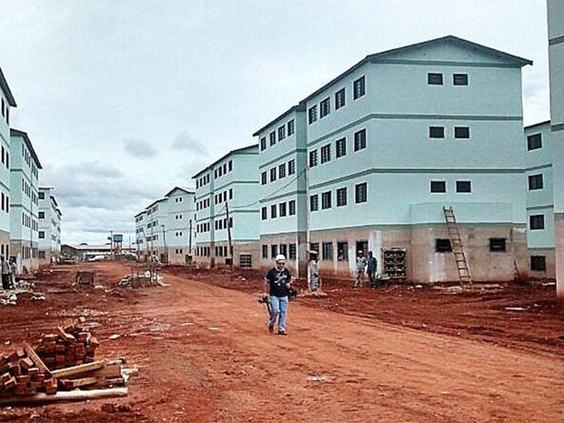 'Uma Casa por Hora' prova a imobilidade da  gestão de Bernal