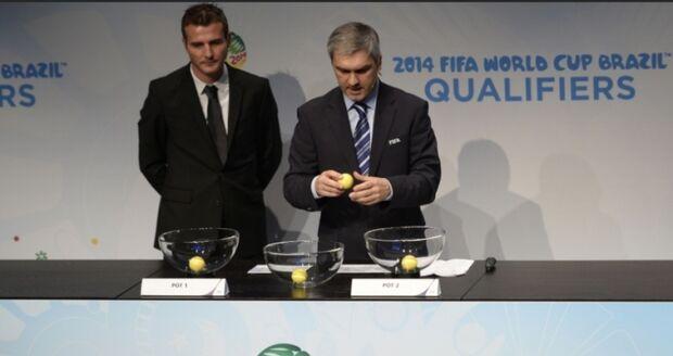 Sorteio de repescagem européia para a Copa do Mundo foi realizado nesta segunda-feira (21)