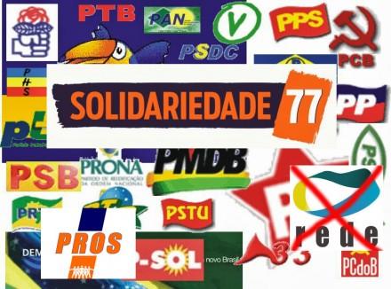 Pesquisa revela que Brasil é líder mundial em fragmentação partidária