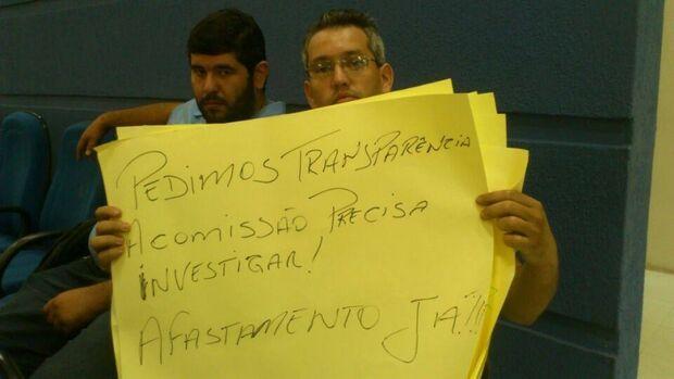 Presidente do Imbiruçu pede afastamento imediato de Bernal