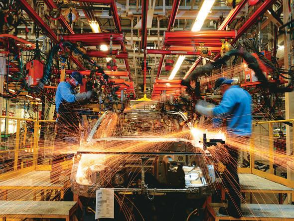 Pesquisa mostra que 51% das exportações argentinas ao Brasil são automóveis