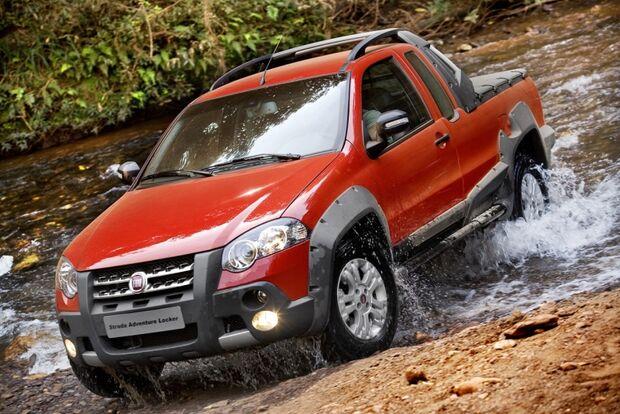 Fiat identifica falha em três modelos