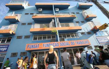 Mais de mil vagas de empregos são oferecidas pela Funsat