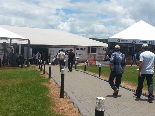 Showtec 2014 deve receber 12 mil visitantes em Maracaju