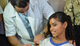 Vacinação contra HPV na rede pública começa em 10 de março