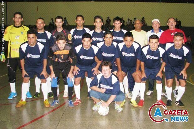 Amambai terá duas equipes participando da Copa Morena de Futsal 2014