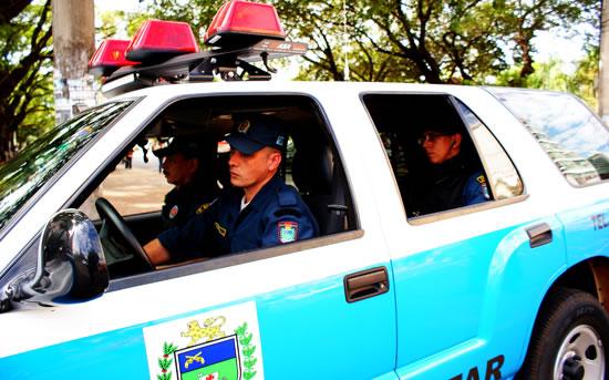 PM recupera foragido nos altos da Avenida Afonso Pena