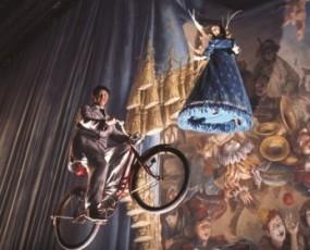 Sesc MS fará excursão rumo ao Cirque du Soleil em Curitiba