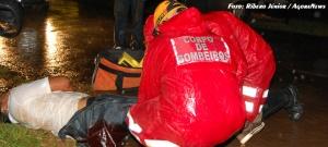 Acidente na MS-147 deixa uma vítima fatal