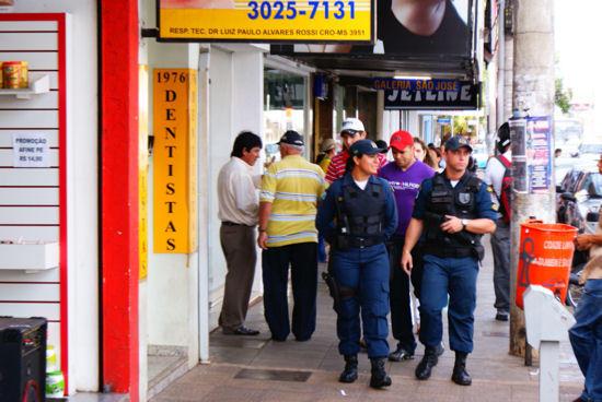 PM reforçará policiamento no comércio da Capital