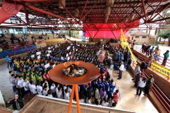 Jogos Escolares reúnem a partir desta sexta 300 alunos da Reme