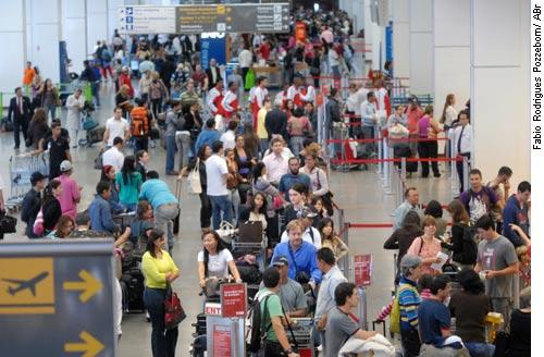 Senado quer explicações sobre aumento excessivo das passagens aéreas
