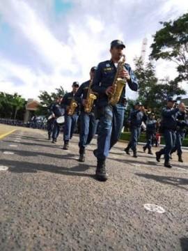 Banda da PM se apresenta hoje no Parque das Nações Indígenas