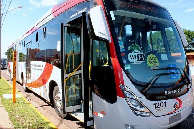 Horário estendido de linhas de ônibus termina nesta segunda
