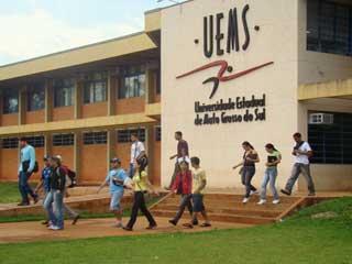 UEMS é selecionada para participar do projeto Rondon