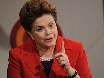 Dilma defende estrutura do Brasil para receber a Copa
