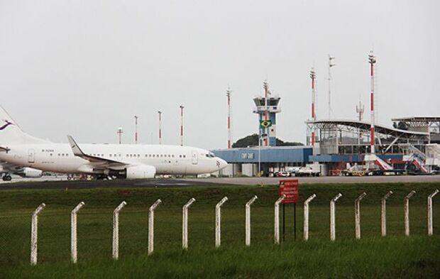 Aeroporto da Capital opera normalmente nesta manhã