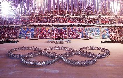 Balé, circo e clássicos da música e literatura russas fecham Jogos de Sochi