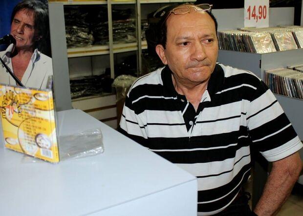 Comerciantes mais antigos solicitam apoio do Poder Público