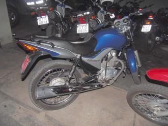Integrante de quadrilha rouba cinco motos e é preso em Dourados