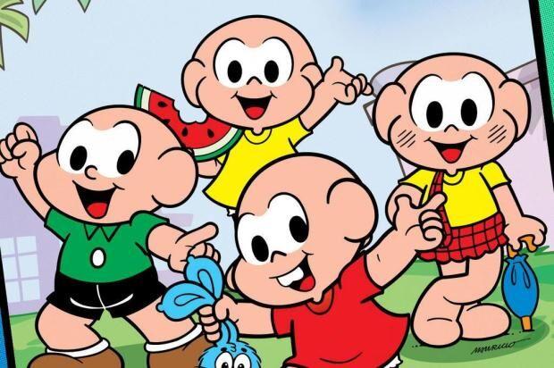 Personagens perdem os cabelos em Dia Nacional de Combate ao Câncer Infantil
