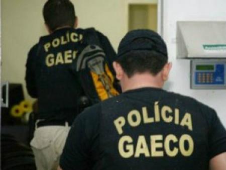 Balanço de operação do Gaeco em Douradina resulta em prisão de duas pessoas