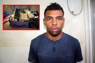 Ex-jogador de futebol é preso por tráfico de drogas em MS