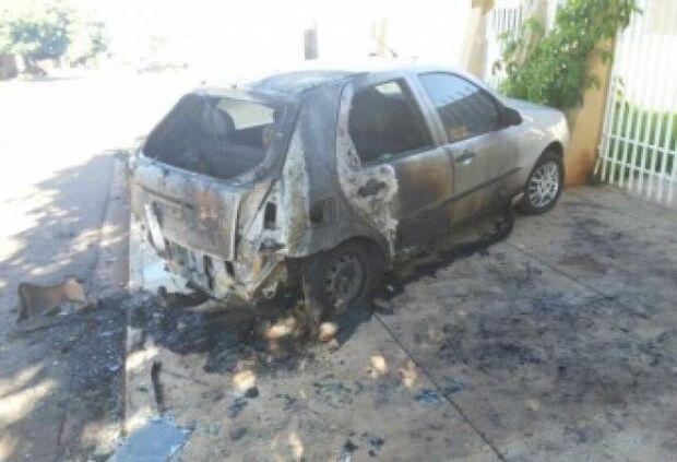Acusado de incendiar carros na Capital é indiciado