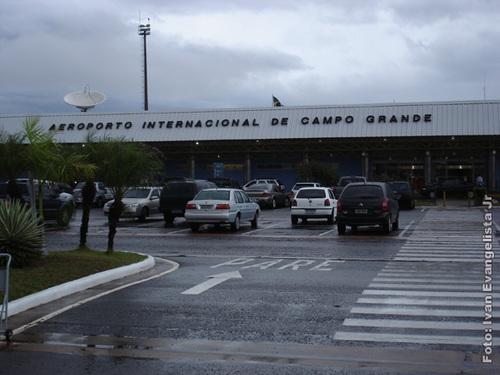 Aeroporto opera normalmente nesta segunda-feira