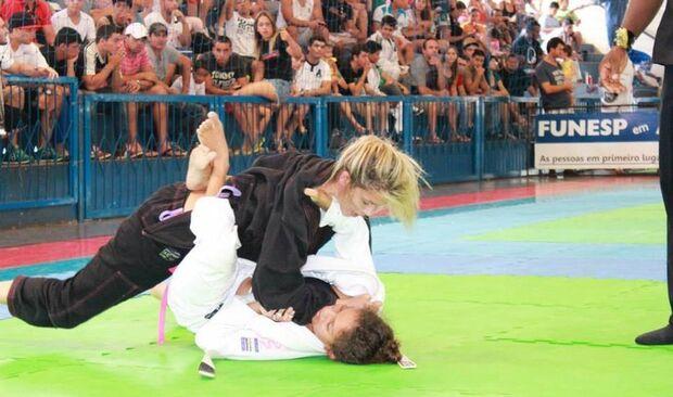 Competições da Federação de Jiu-Jitsu começam em março