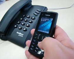 Ligações de telefone fixo para móvel serão mais baratas em março