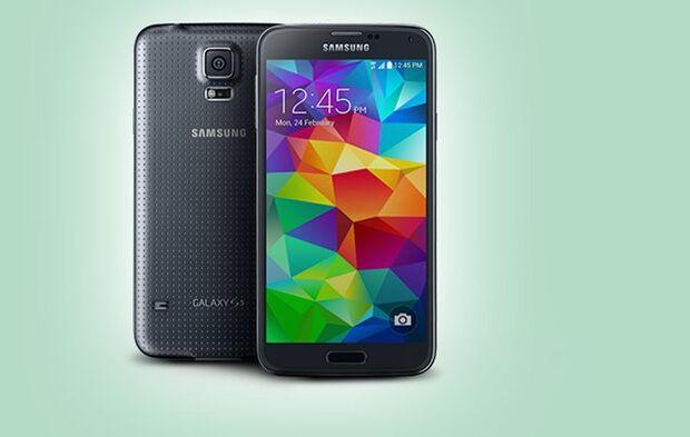Galaxy S5 é finalmente revelado