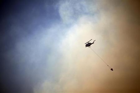 Avião de combate a incêndio na Austrália cai e piloto morre