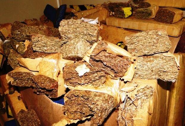 Polícia Civil apreende 161 kg de maconha em Angélica