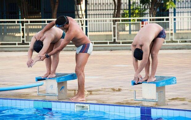 Atletas de MS se preparam para brilhar nas Paralimpíadas Escolares 2013