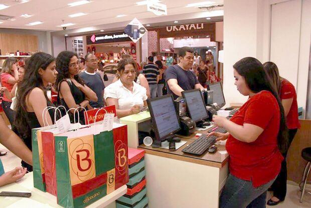 Natal em Campo Grande oferece promoções tentadoras para atrair clientes