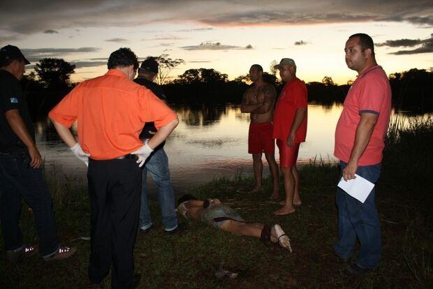 Corpo de mulher é encontrado boiando em lagoa de MS