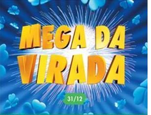 Mega da Virada promete pagar prêmio superior a R$ 200 milhões