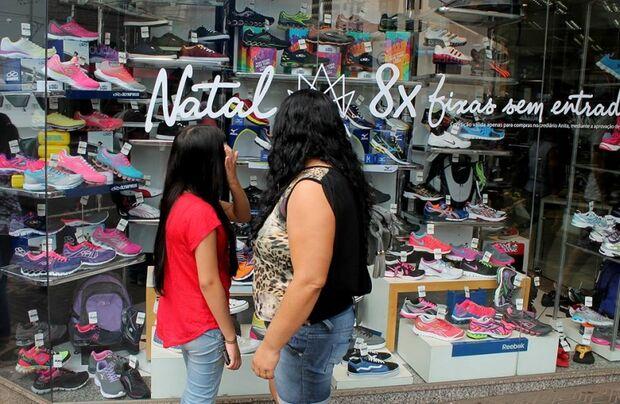 Crescimento no comércio de Campo Grande é de 10% no Natal