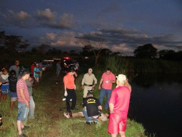 Corpo de mulher encontrada morta em lagoa ainda não foi identificado