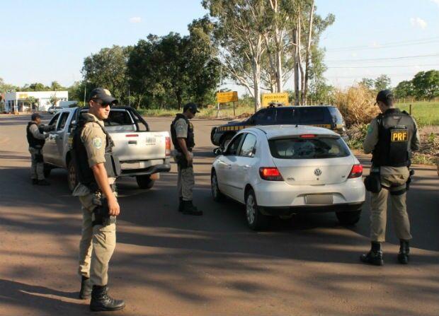 PRF registra 79 acidentes e sete mortes na Operação Rodovida nas estradas de MS