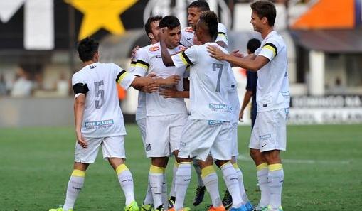 Peixe vence Corinthians e ergue a taça de campeão na Copinha