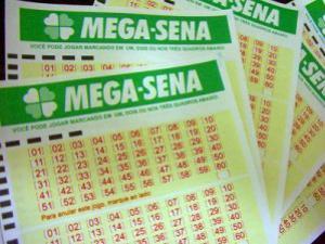 Mega-Sena acumulada  poderá pagar R$ 6 milhões neste sábado