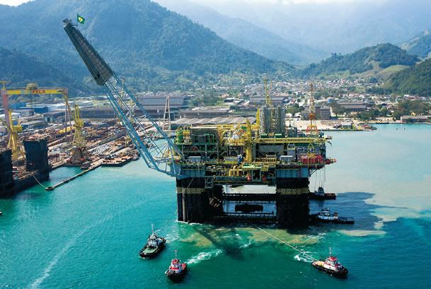 Produção do Pré-sal bate recorde para 400 mil barris ao dia, divulga Petrobrás